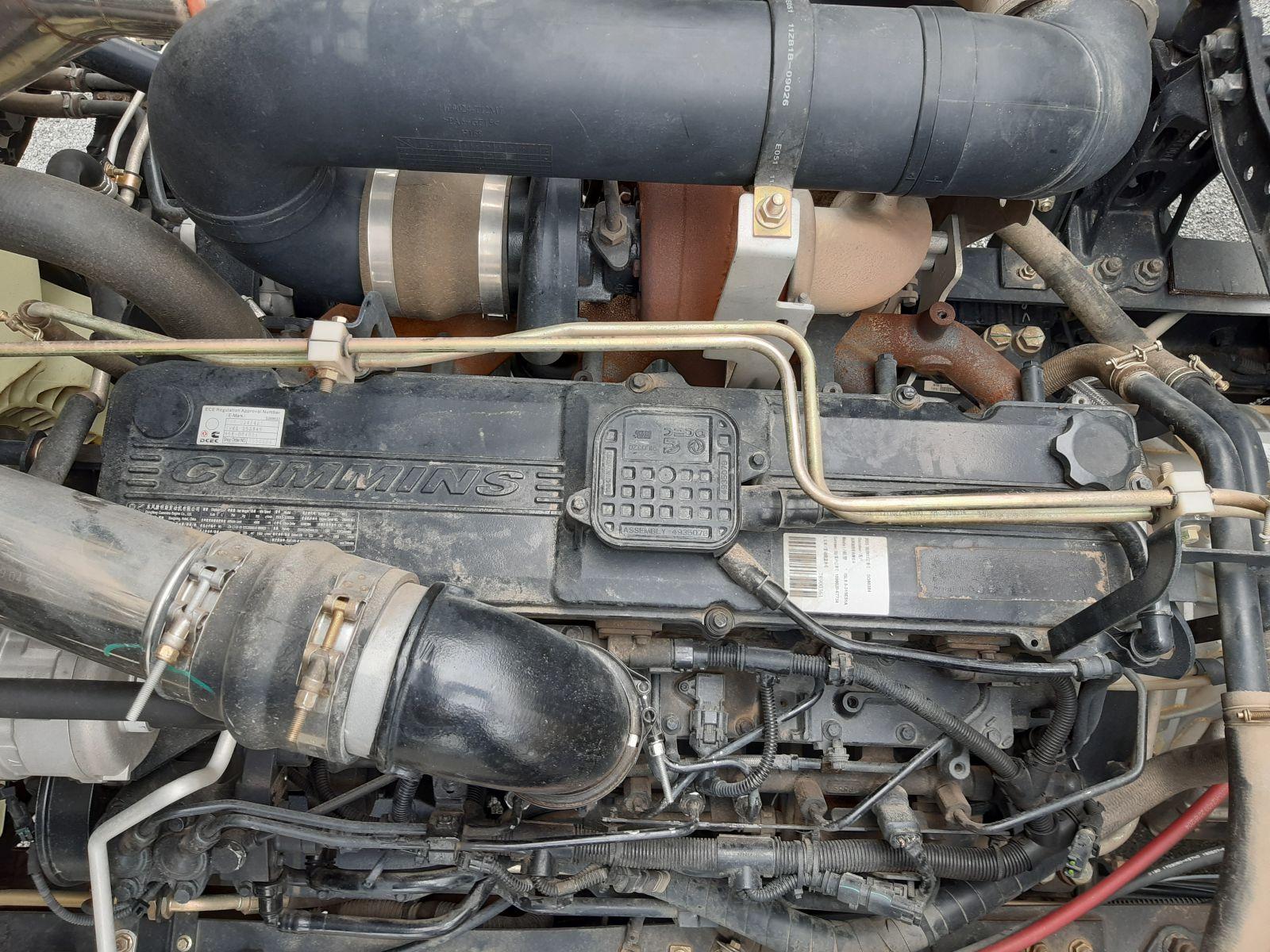 động cơ ISL315