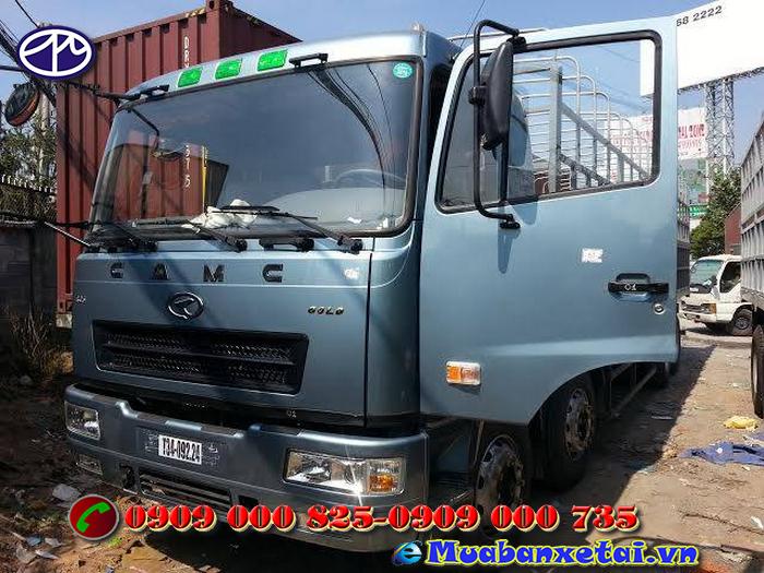 Xe tải Camc 4 chân 17.9 tấn