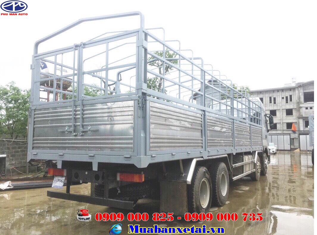 xe tải chenglong4 chân