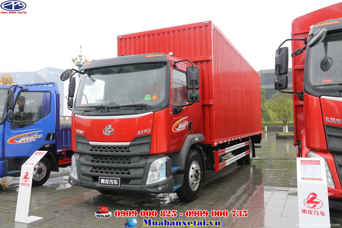 Xe tải Chenglong 9 tấn