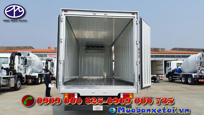 Xe đông lạnh Hyundai HD210