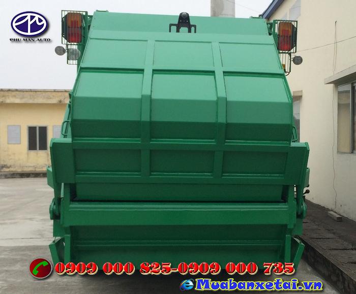 Xe ép rác Hino 20 khối - Hino FM8JNSA