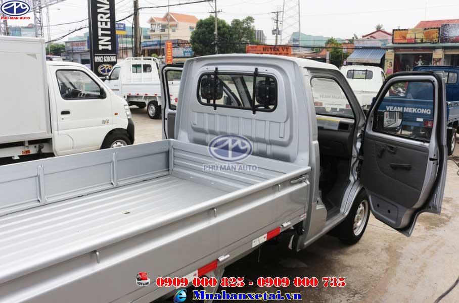 xe tải nhỏ dongben 870kg