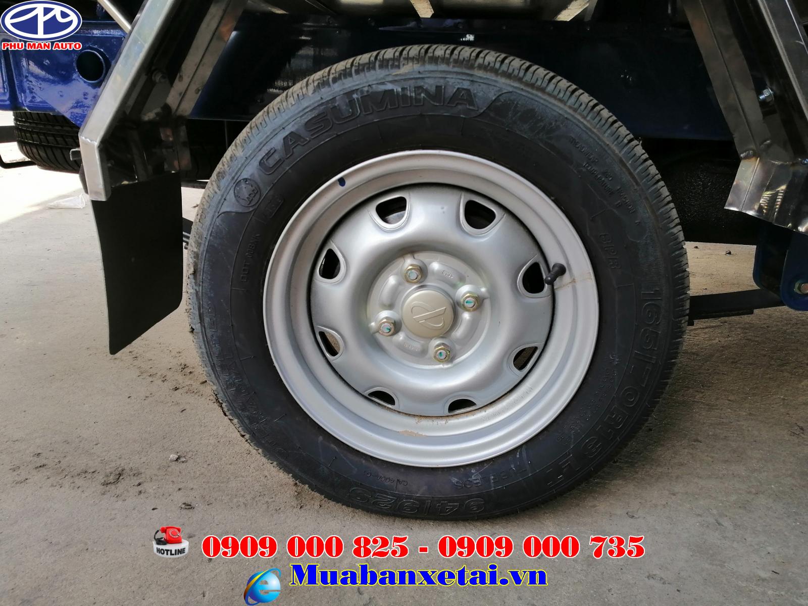 Đầu đèn xe tải dongben 770kg