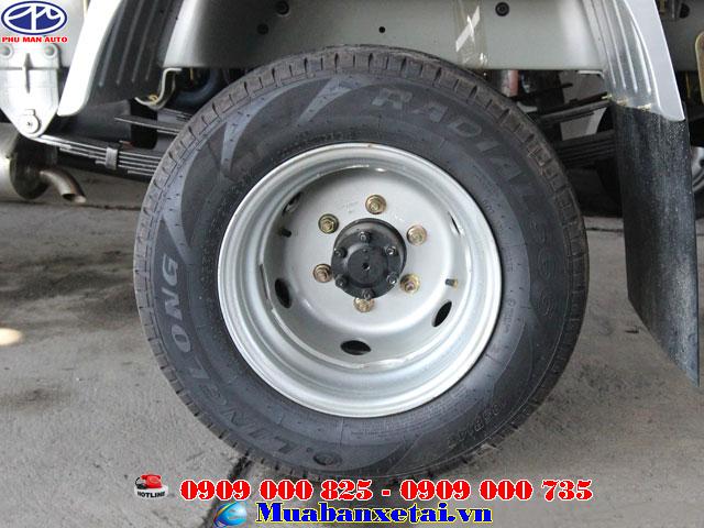 Xe tải Dongben 1.9 tấn Q20 - Thùng lửng