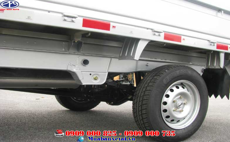 Xe tải dongben T30 1T25