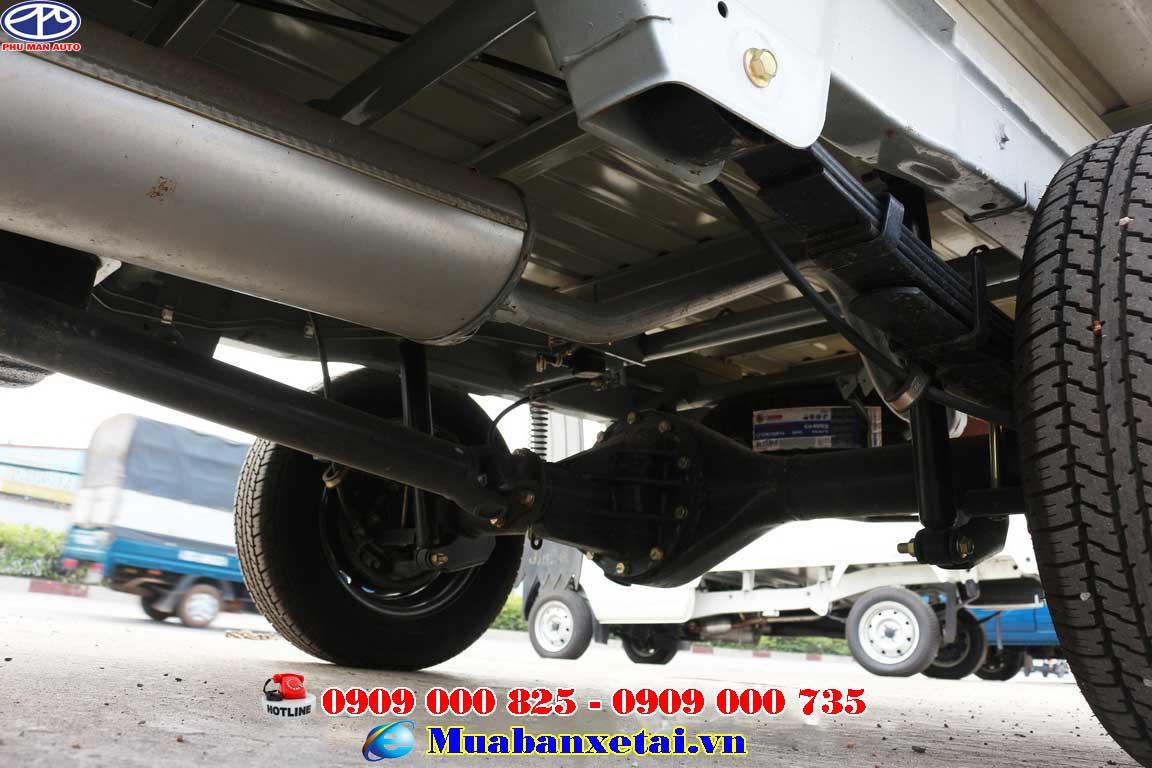 Xe tải Dongben T30 - Thùng lửng
