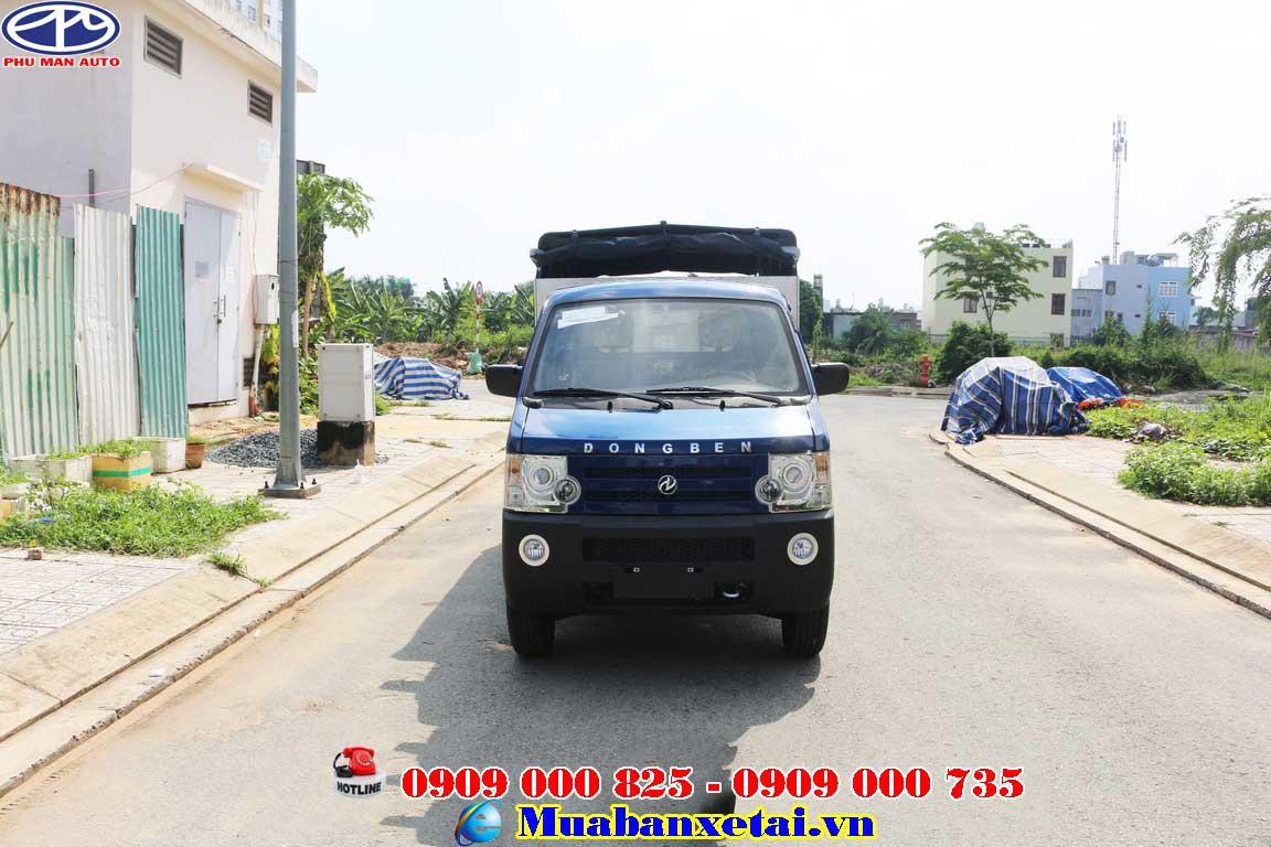 Xe tải Dongben 810kg