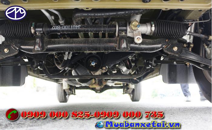 Xe tải van Dongben X30 V5M 490kg 5 chỗ