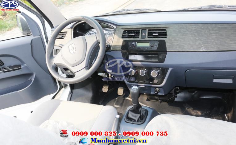Xe tải Van Dongben X30 490kg