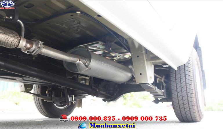 Xe tải Van Dongben 490kg - 5 chỗ ngồi V5M