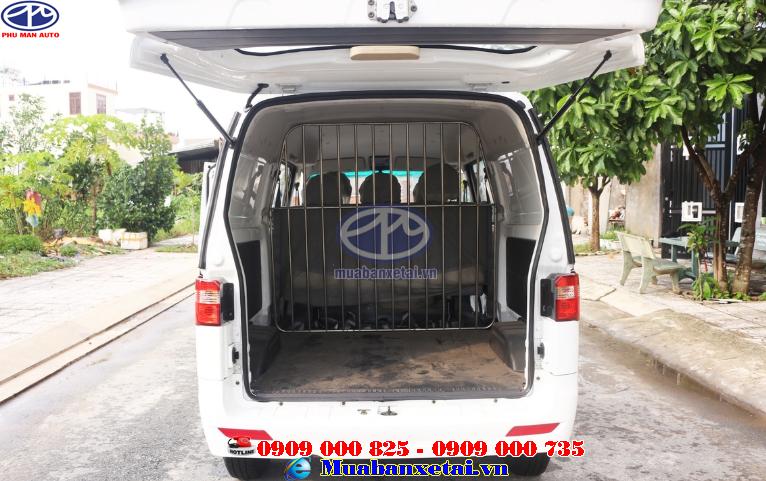 Xe tải van Dongben 695kg