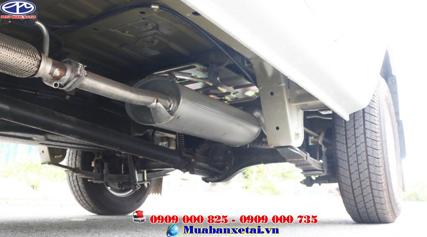 Động cơ Xe tải van dongben 695kg Động cơ Xe tải van dongben 695kg