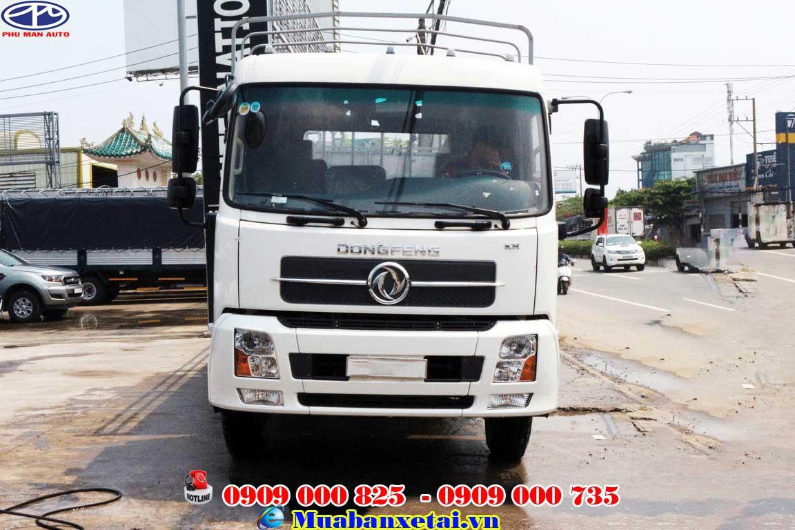 Phần đầu xe Xe tải dongfeng hoàng huy b170