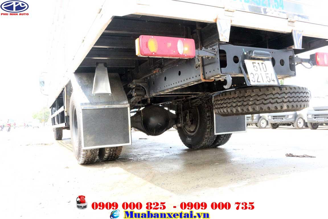 Phần hồng Bình nhiên liệu Xe tải dongfeng hoàng huy b170
