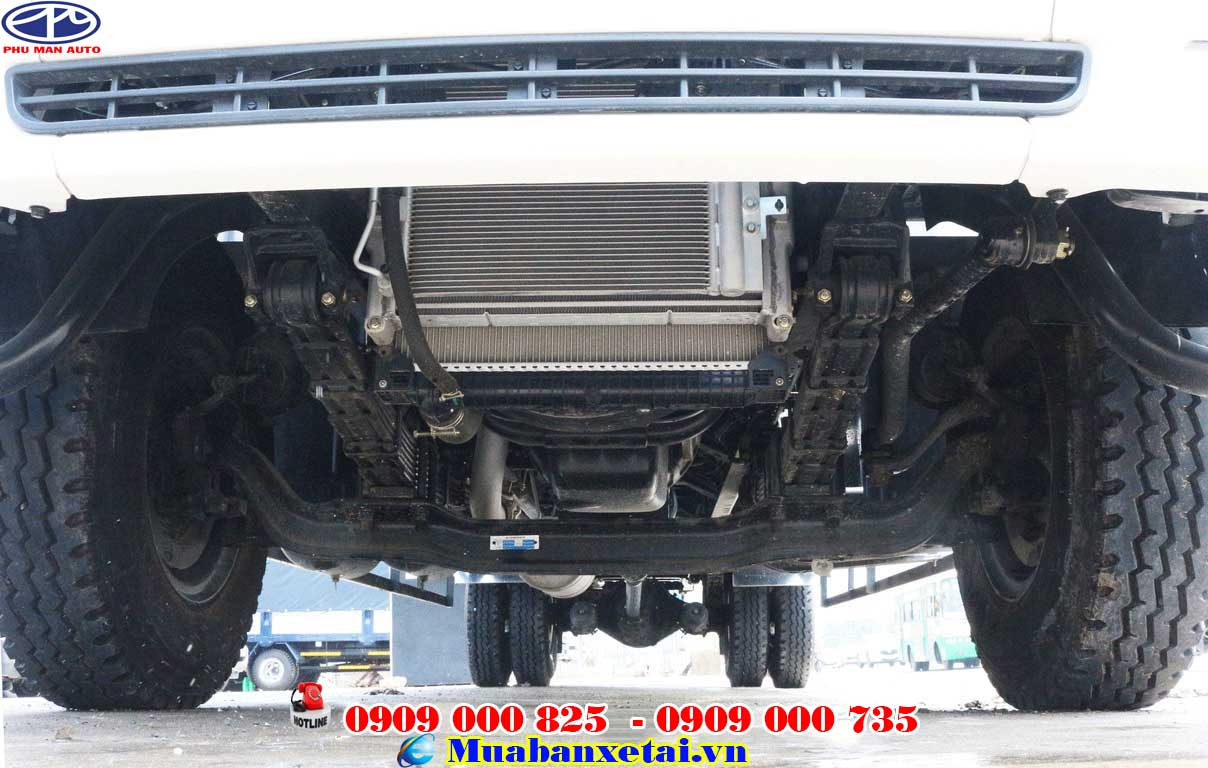 Bình nhiên liệu Xe tải dongfeng hoàng huy b170