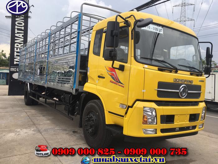 Xe tải Dongfeng B180 mới đời 2019