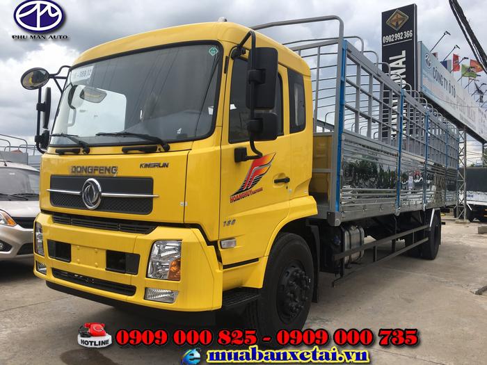 Đầu xe tải Dongfeng B180