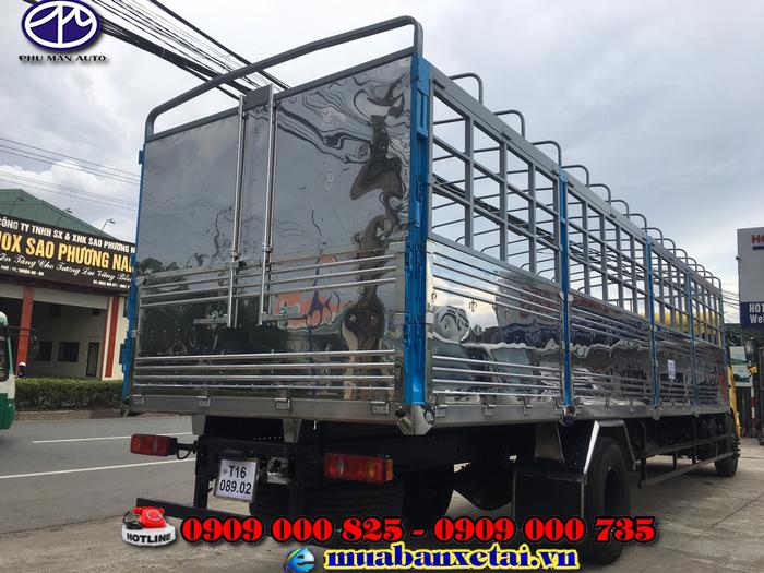 Động cơ xe tải Dongfeng B180 thùng bạt