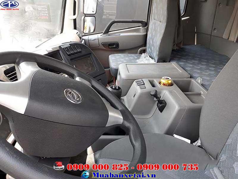 Xe tải Dongfeng ISL315 4 chân