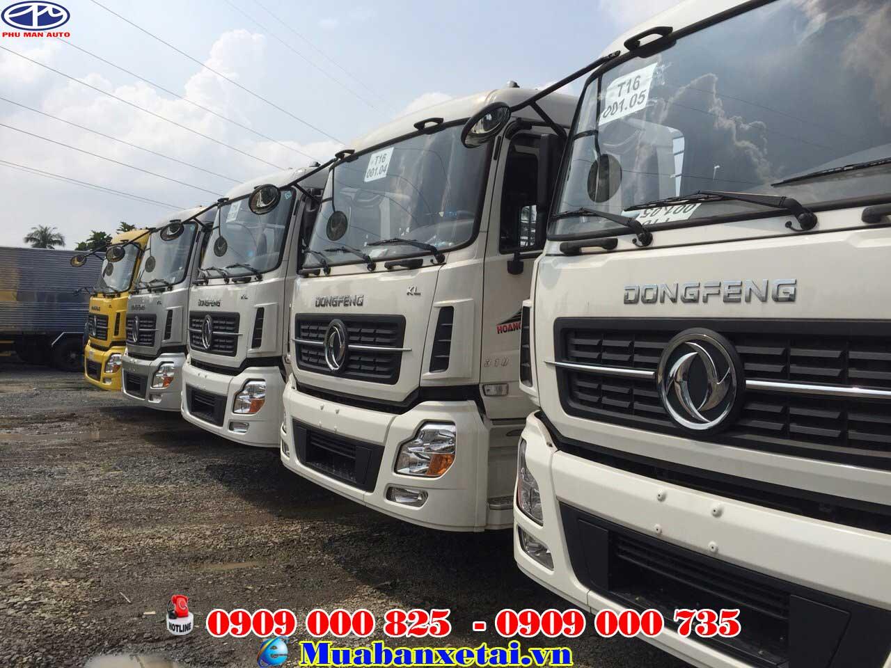 Xe tải Dongfeng YC310