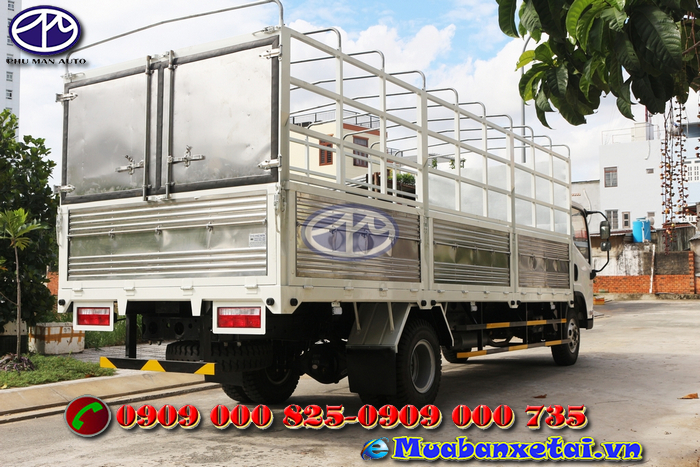 Xe tải faw 7.3 tấn