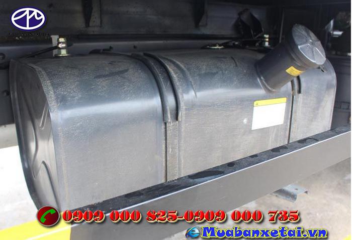 Bình nhiên liệu xe tải faw 8 tấn