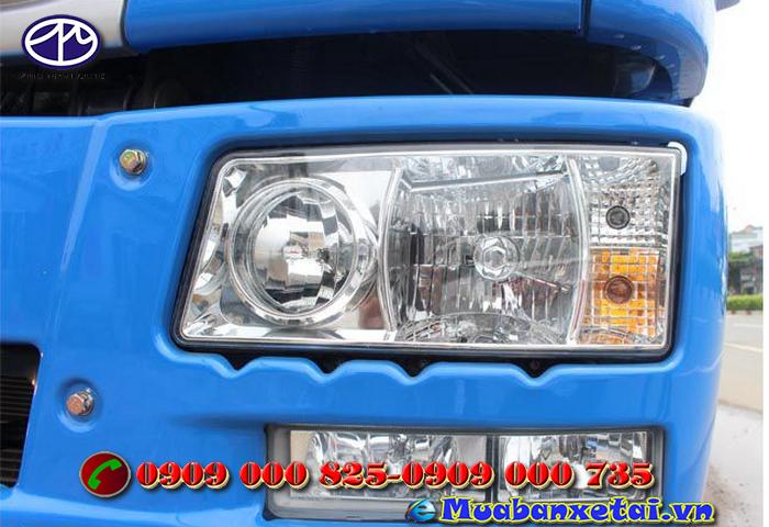 Đầu đèn xe tải faw 8 tấn