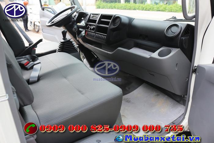 Xe tải Hino 6.4 tấn gắn cẩu UNIC URV340 3 tấn