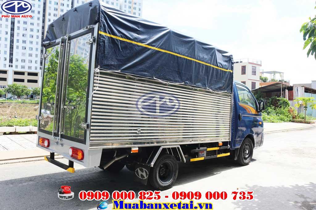 Xe tải hyundai 1.5 tấn
