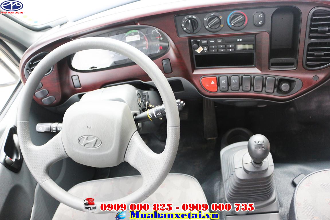 Vô lăng xe tải Hyundai 8 tấn HD800