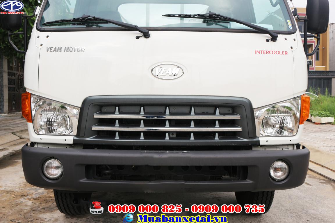 Kính chiếu hậu xe tải Hyundai 8 tấn HD800