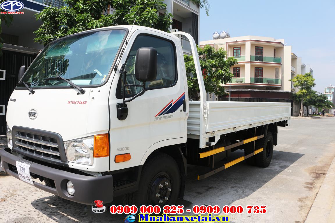 Đèn xe tải Hyundai 8 tấn HD800