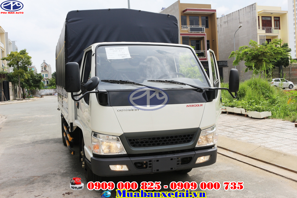 Xe tải Hyundai IZ49 2.4 tấn