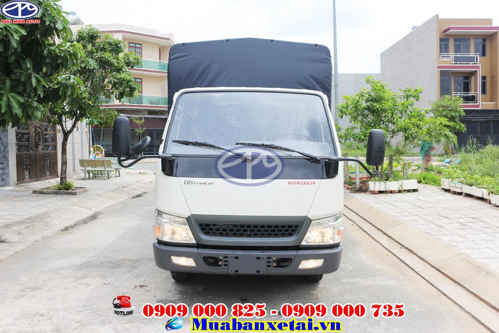 Xe tải hyundai IZ49 thùng bạt