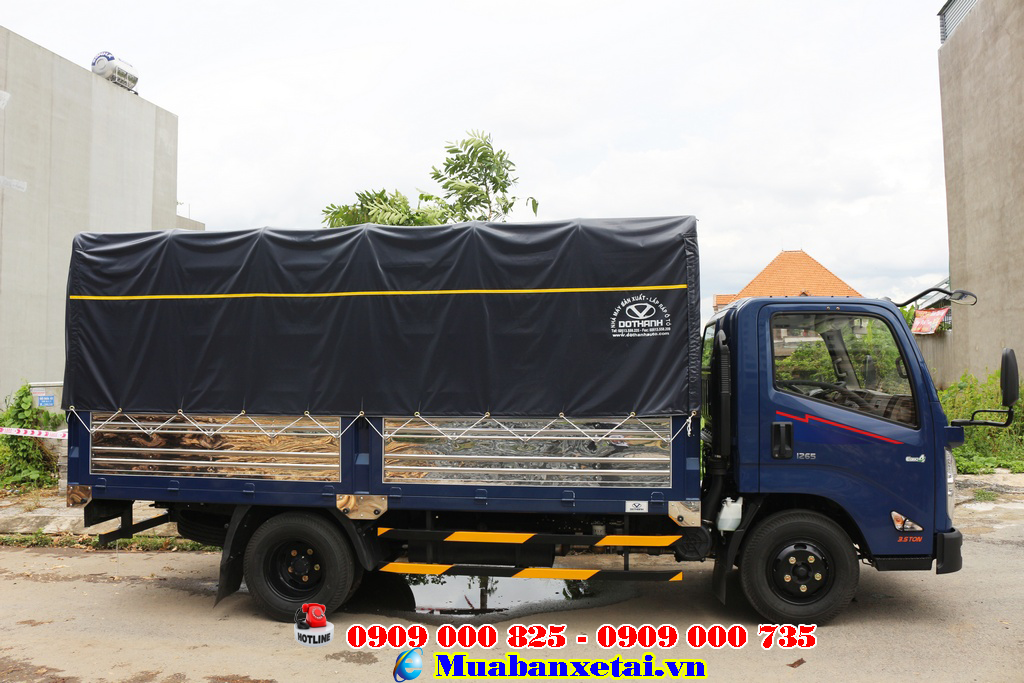Xe tải Đô Thành IZ65