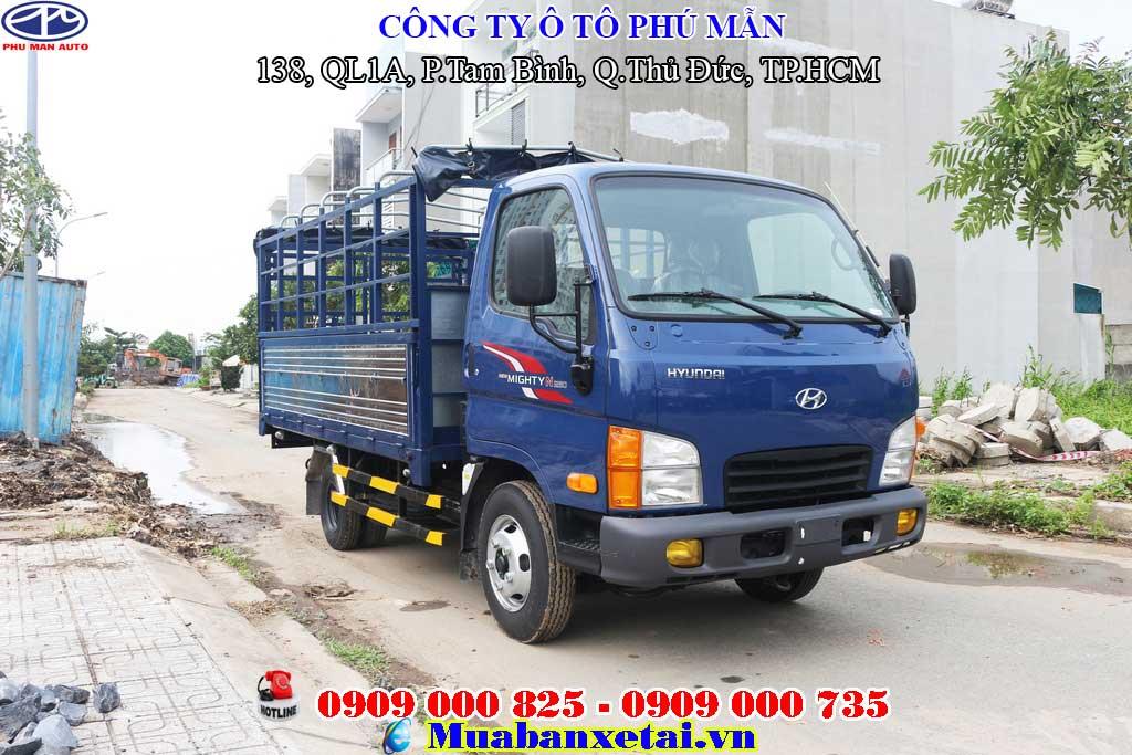 Hyundai N250 2.5 Tấn Thành Công, sự lựa chọn chất lượng cho phân khúc xe tải nhẹ.