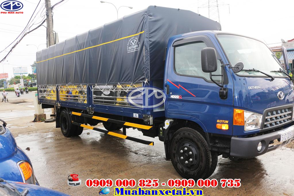 Xe tải hyundai 120SL