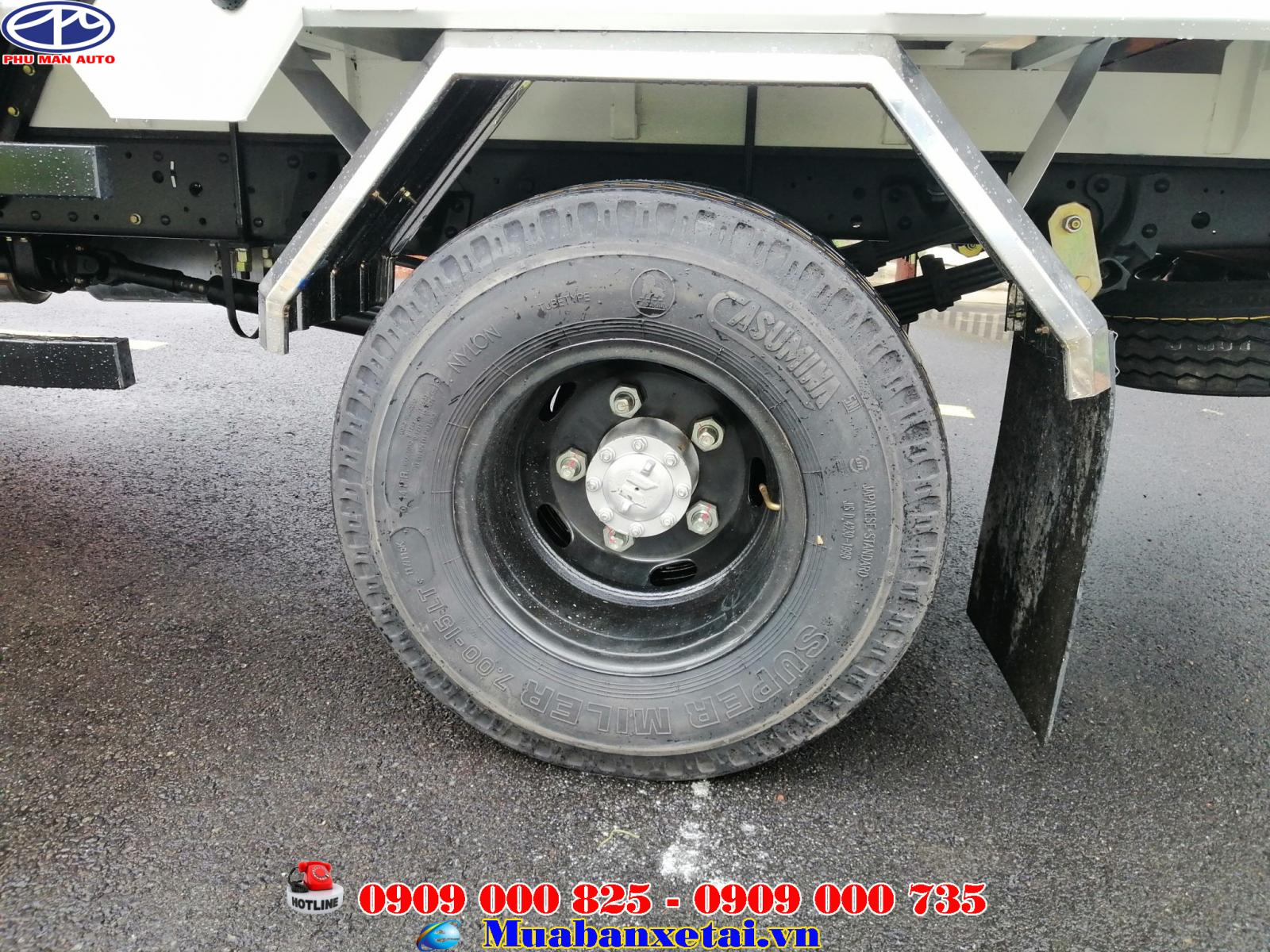 xe tải Isuzu Vm  3t49