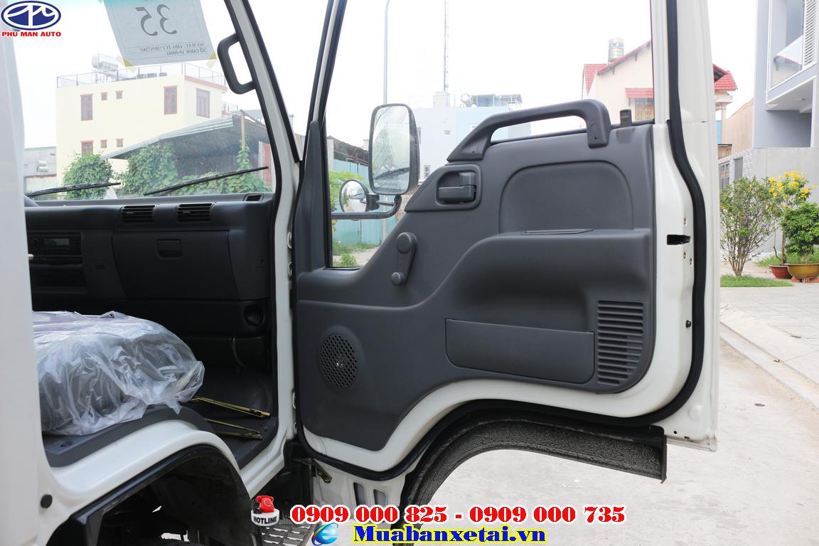 Xe tải Vĩnh Phát 3.5 tấn/ xe tải 3500kg