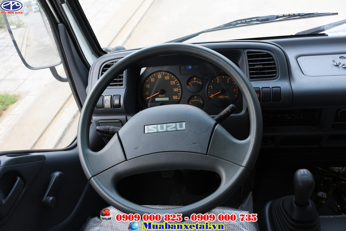 Cabin xe tải isuzu 3t5