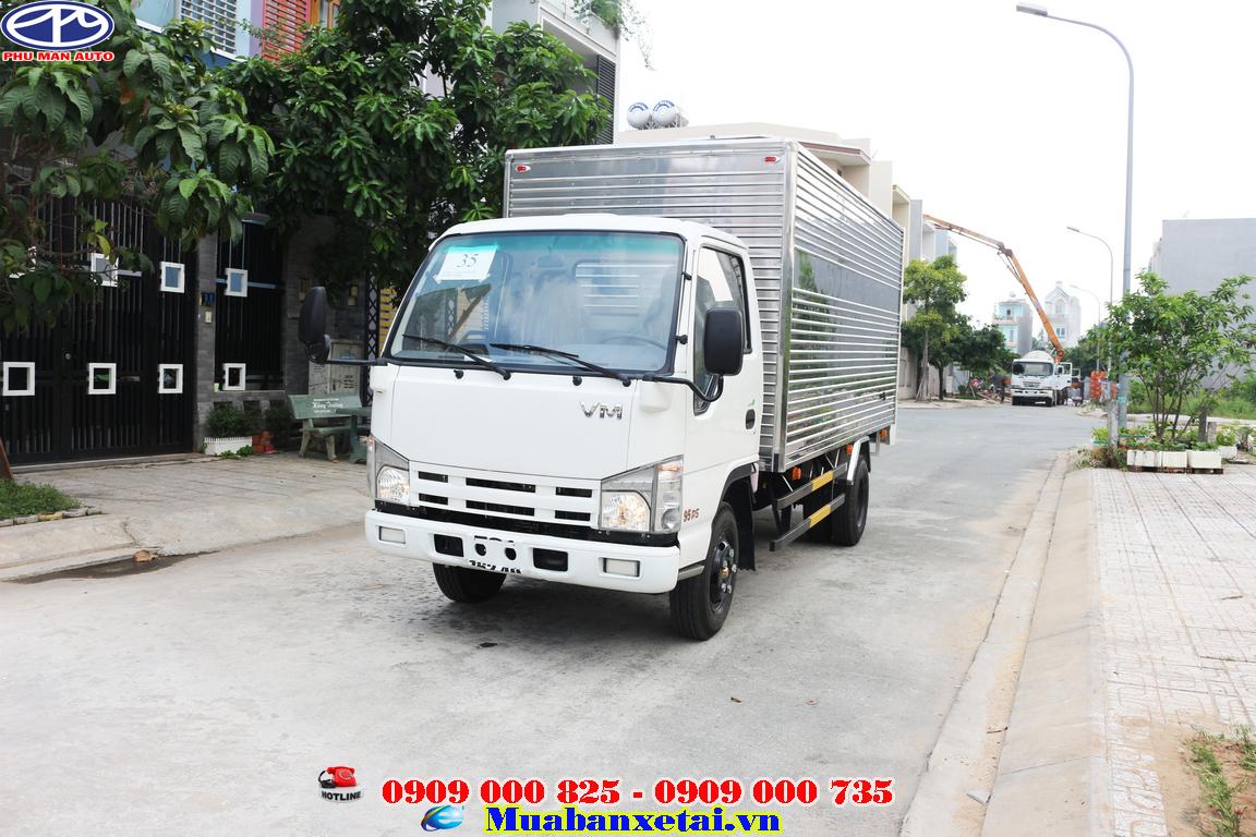 Ngoại thất Xe tải isuzu 3t5