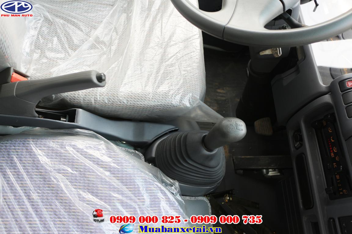Cần số xe tải isuzu 3t5