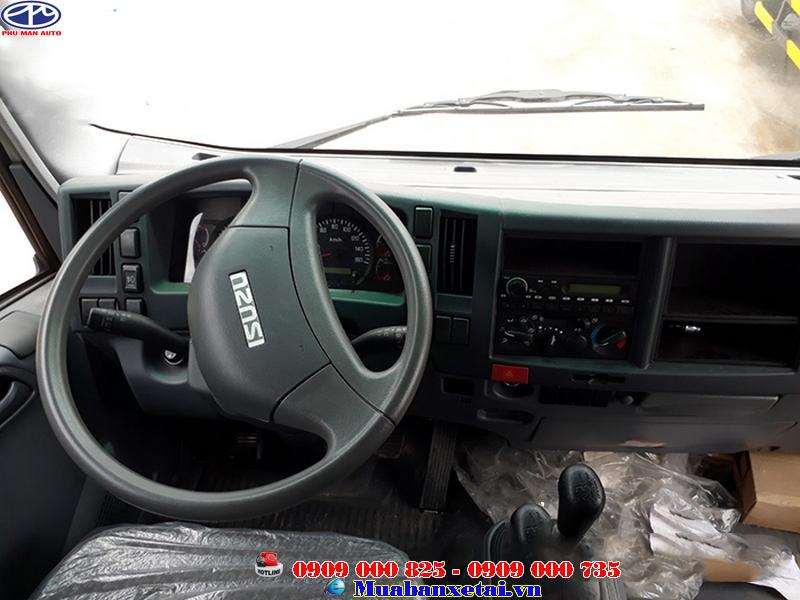 Xe tải Isuzu Vĩnh Phát 8.2 tấn đông lạnh