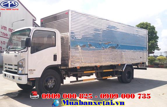 xe tải isuzu vn 8t2 thùng kín