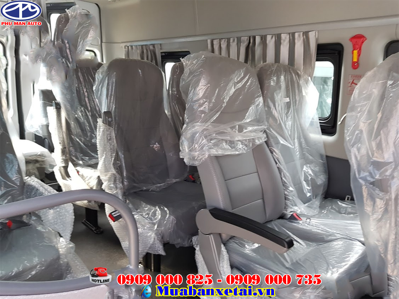 Xe du lịch jac 16 M628