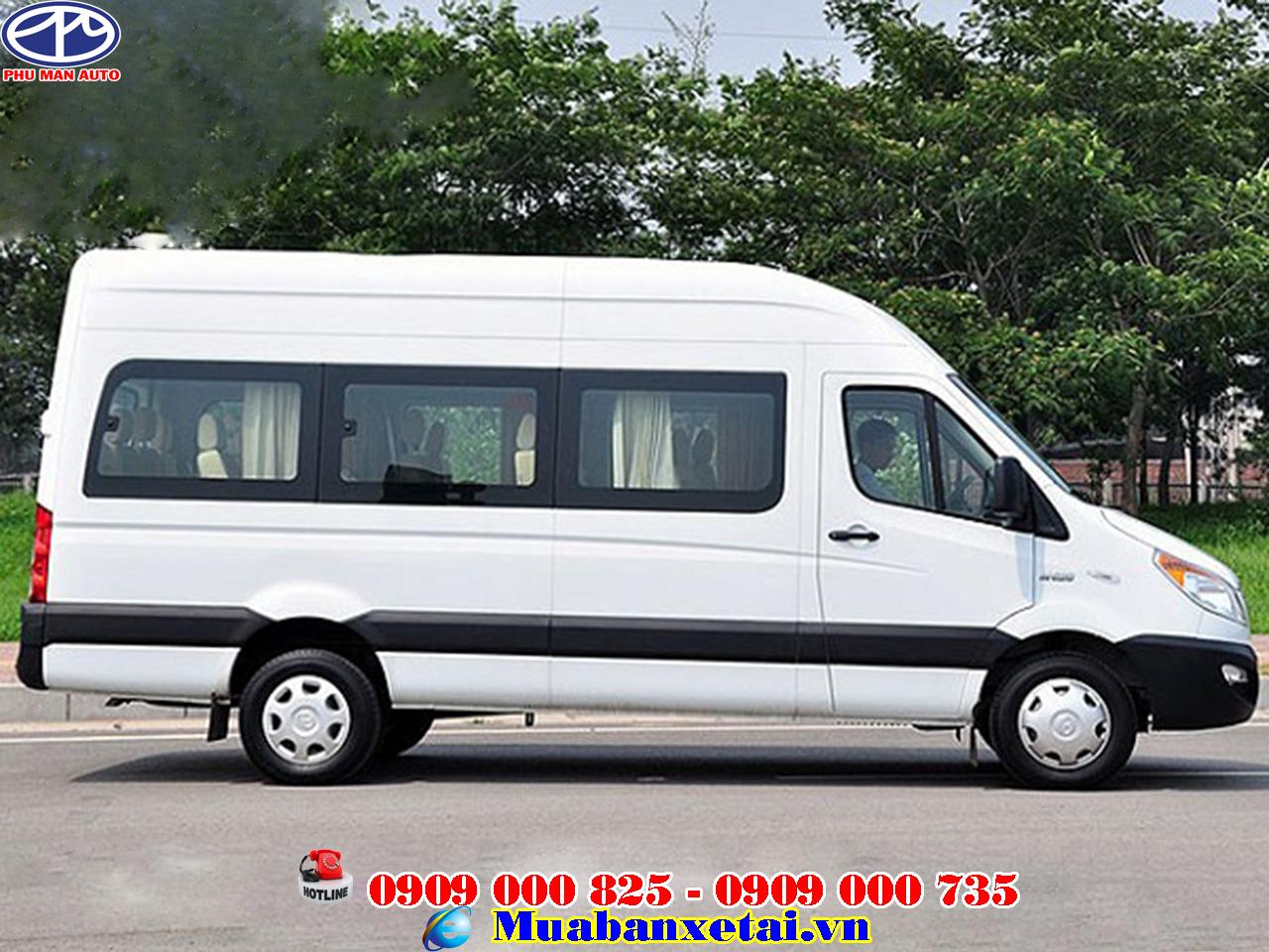 Xe Jac 16  chỗ M628