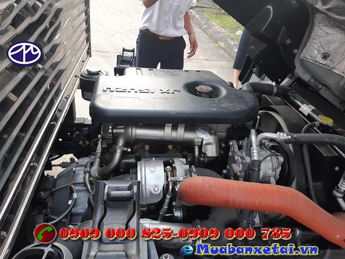 Xe tải jac 2t4 máy isuzu chất lượng uy tín cho người dùng