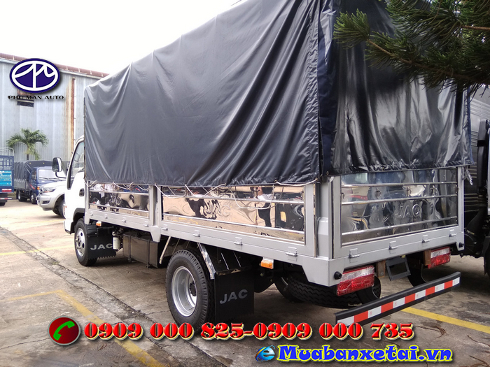 Động cơ Xe tải Jac máy Isuzu
