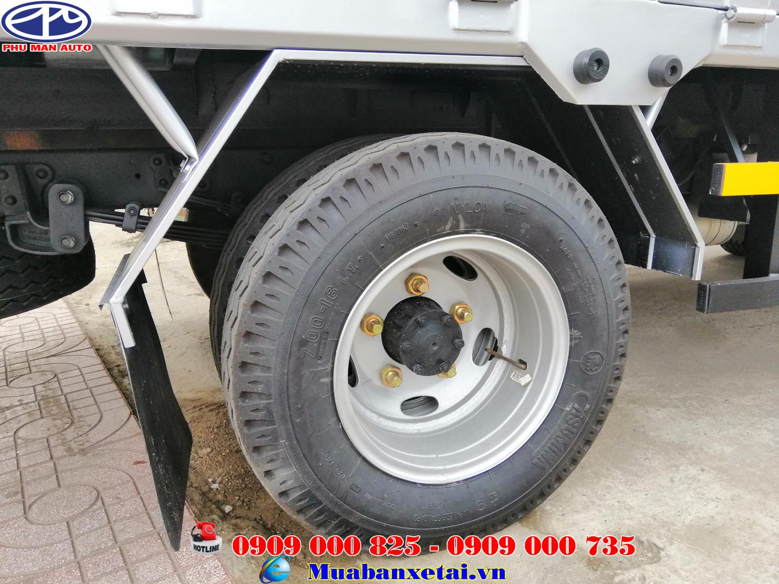 Bình nhiên liệu Cụm đèn pha xe tải jac 2t4